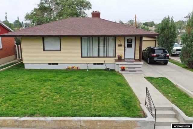 1406 Collins Street, Rock Springs, WY 82901 (MLS #20215242) :: Broker One Real Estate