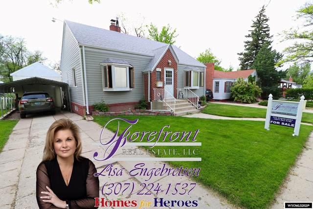 1530 S Ash, Casper, WY 82601 (MLS #20215247) :: Lisa Burridge & Associates Real Estate