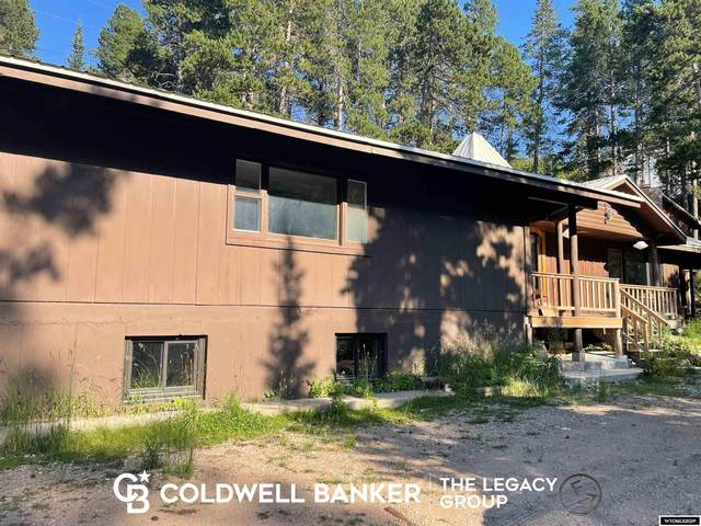 1346 Round The Hill, Casper, WY 82604 (MLS #20215248) :: Real Estate Leaders
