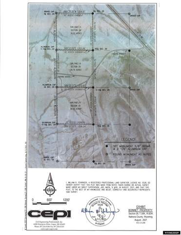 39.64 Acres Robinett Ranches, Casper, WY 82604 (MLS #20215254) :: RE/MAX The Group