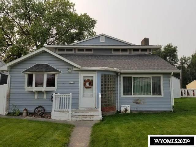 1416 & 1412 Pulliam Avenue, Worland, WY 82401 (MLS #20215259) :: RE/MAX The Group