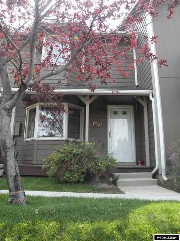 103 D College Court, Rock Springs, WY 82901 (MLS #20215270) :: Lisa Burridge & Associates Real Estate