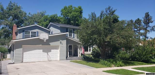 1726 S Walnut Street, Casper, WY 82601 (MLS #20215289) :: RE/MAX The Group