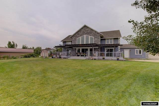 7632 W Spencer Road, Casper, WY 82604 (MLS #20215299) :: RE/MAX The Group