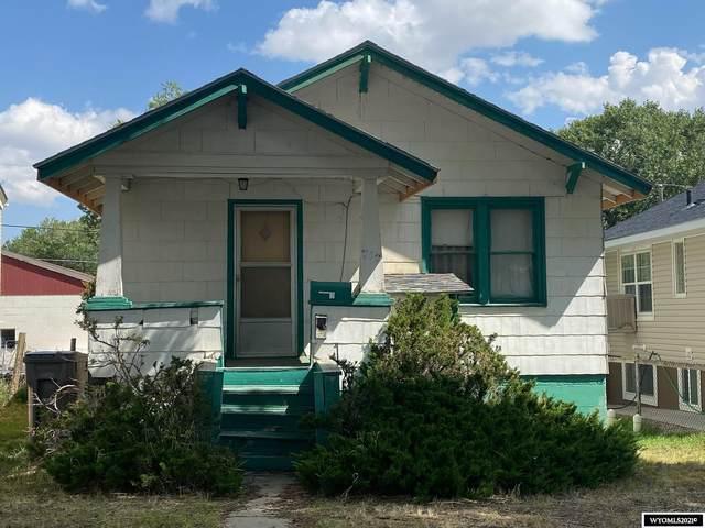 717 13th Street, Rawlins, WY 82301 (MLS #20215389) :: RE/MAX Horizon Realty