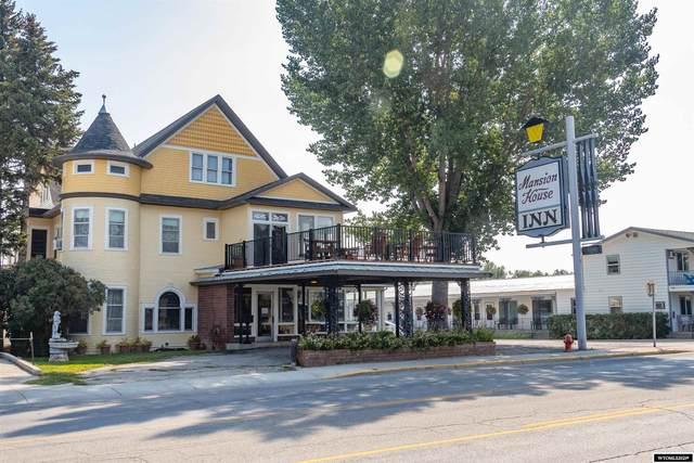 313 N Main Street, Buffalo, WY 82834 (MLS #20215395) :: RE/MAX Horizon Realty