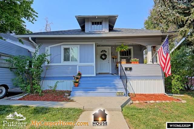 1614 S Oak Street, Casper, WY 82601 (MLS #20215401) :: Lisa Burridge & Associates Real Estate