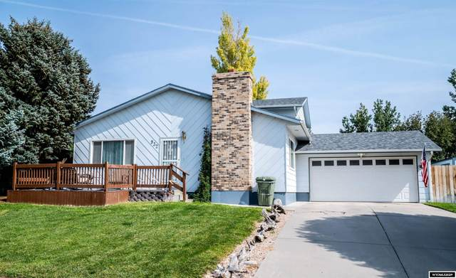932 Shoshone Drive, Douglas, WY 82633 (MLS #20215408) :: Broker One Real Estate