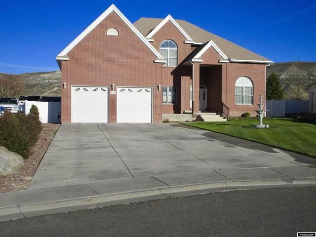 332 Goldenrod Drive, Rock Springs, WY 82901 (MLS #20215411) :: Real Estate Leaders