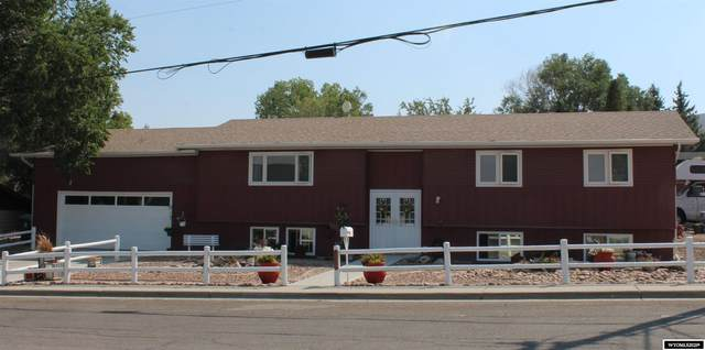 400 Bridger Drive, Green River, WY 82935 (MLS #20215416) :: RE/MAX The Group