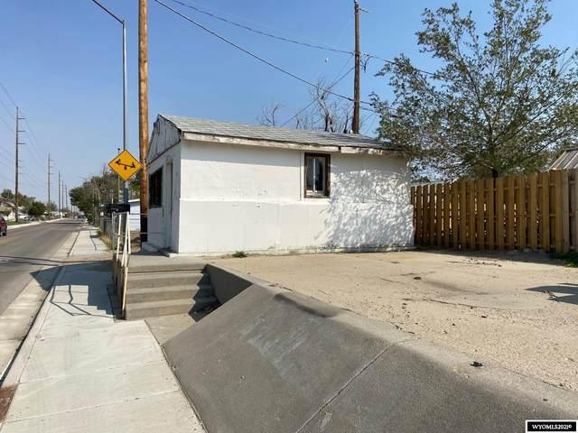 409 E K Street, Casper, WY 82601 (MLS #20215419) :: Lisa Burridge & Associates Real Estate