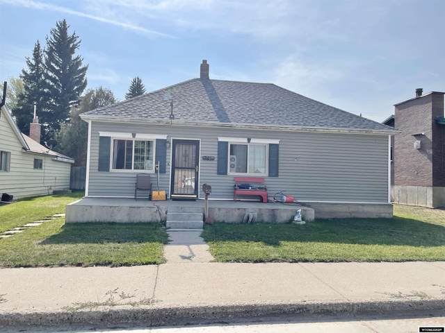 409 Pine Ave, Kemmerer, WY 83101 (MLS #20215448) :: RE/MAX Horizon Realty