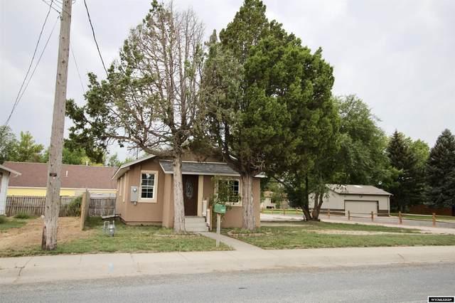 425 W 19th Street, Torrington, WY 82240 (MLS #20215455) :: Real Estate Leaders