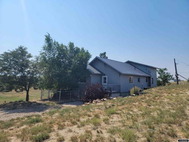 8591 E Country Drive, Evansville, WY 82636 (MLS #20215456) :: Broker One Real Estate