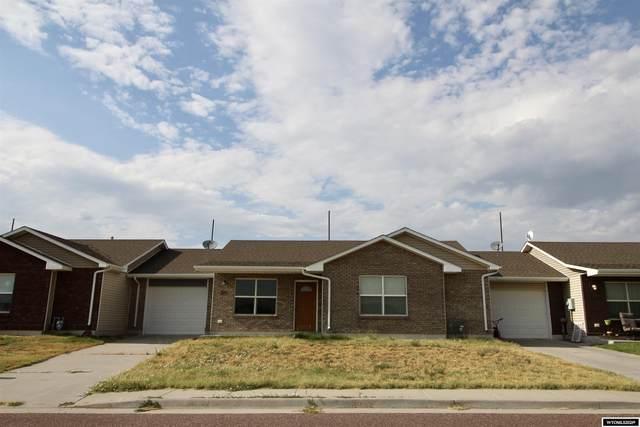311 N Platte River Drive, Guernsey, WY 82214 (MLS #20215458) :: Lisa Burridge & Associates Real Estate
