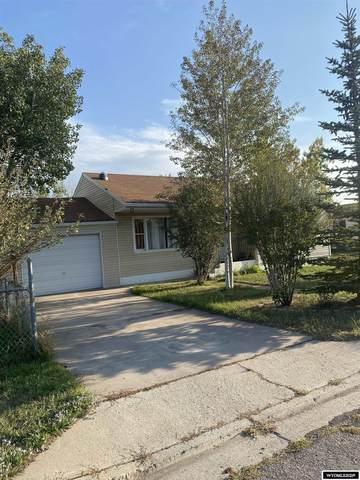 1716 Summit Street, Evanston, WY 82930 (MLS #20215462) :: Broker One Real Estate