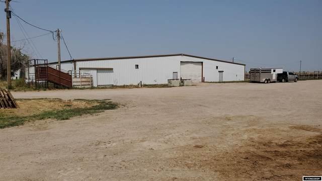 3883 Highway 85, Hawk Springs, WY 82217 (MLS #20215469) :: Real Estate Leaders