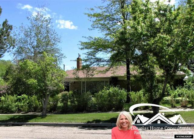 233 N 6th Street, Douglas, WY 82633 (MLS #20215485) :: RE/MAX Horizon Realty
