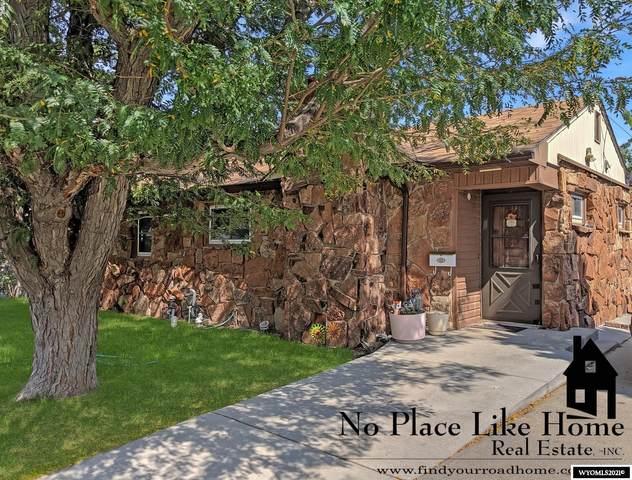 1241 S Elk St, Casper, WY 82601 (MLS #20215486) :: Real Estate Leaders
