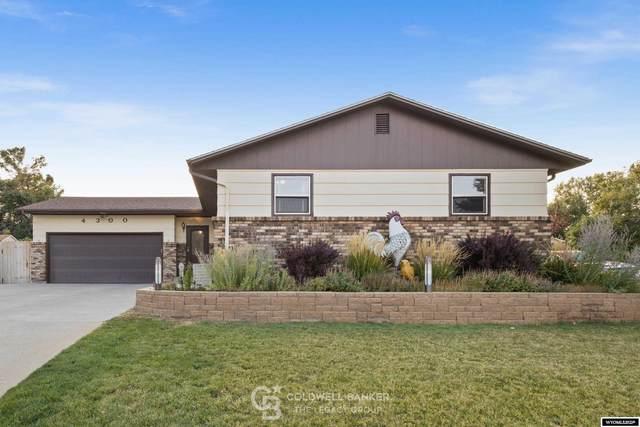 4300 Oriole Court, Casper, WY 82604 (MLS #20215501) :: Lisa Burridge & Associates Real Estate