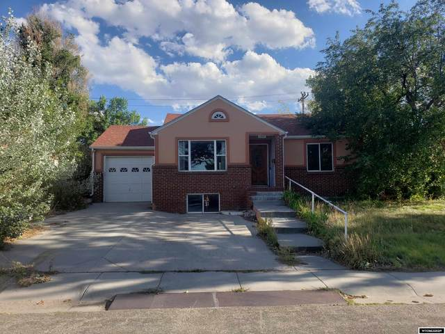 1905 Hyview, Casper, WY 82604 (MLS #20215502) :: RE/MAX The Group