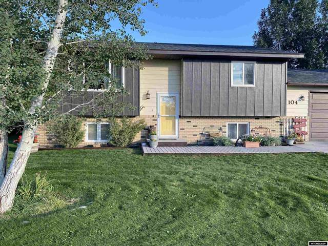 104 Ta Bi Drive, Worland, WY 82401 (MLS #20215513) :: Lisa Burridge & Associates Real Estate