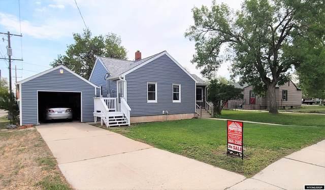 115 S 11th, Thermopolis, WY 82443 (MLS #20215514) :: Lisa Burridge & Associates Real Estate