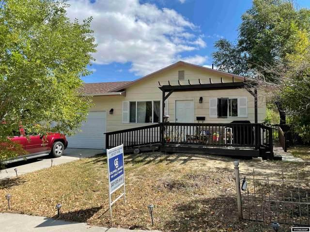1421 S Wilson, Casper, WY 82601 (MLS #20215517) :: Lisa Burridge & Associates Real Estate
