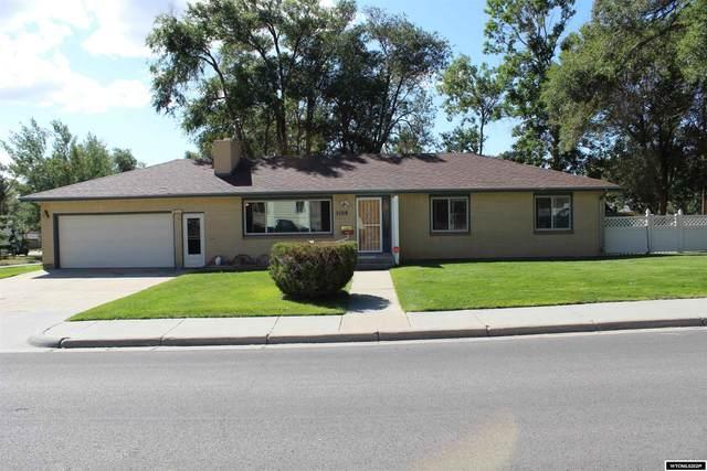 1106 Date Street, Rawlins, WY 82301 (MLS #20215520) :: RE/MAX Horizon Realty