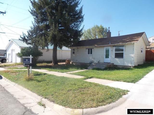 513 Sage Avenue, Kemmerer, WY 83101 (MLS #20215521) :: RE/MAX The Group