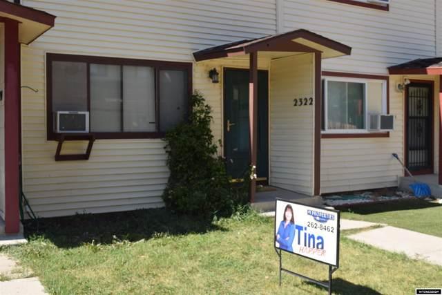 2322 E 8th Street, Casper, WY 82609 (MLS #20215534) :: Broker One Real Estate