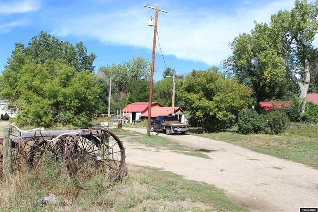 7656 State Highway 156, Lingle, WY 82223 (MLS #20215538) :: Real Estate Leaders