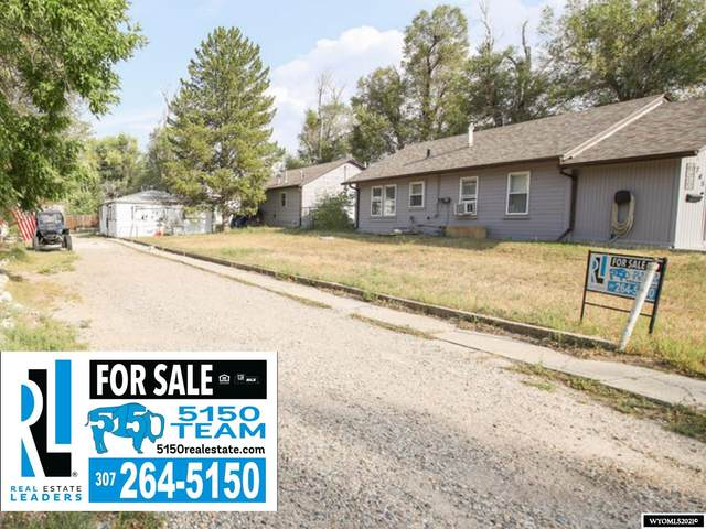 739 S Washington Street, Casper, WY 82601 (MLS #20215549) :: RE/MAX Horizon Realty