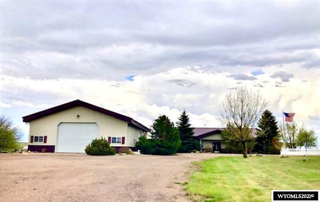 27 Hereford Drive, Gillette, WY 82718 (MLS #20215560) :: RE/MAX Horizon Realty
