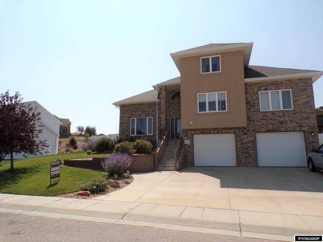 4300 Brorby Boulevard, Gillette, WY 82718 (MLS #20215561) :: RE/MAX Horizon Realty