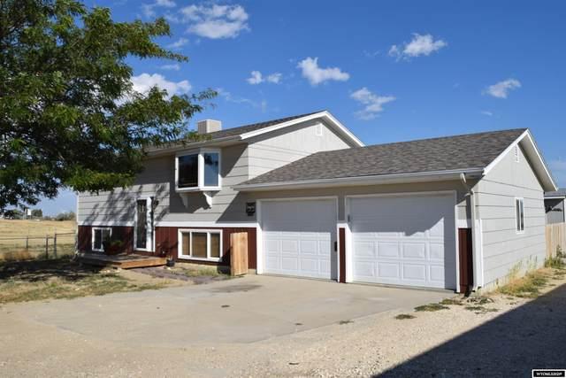 50 Weasel, Glenrock, WY 82637 (MLS #20215570) :: Lisa Burridge & Associates Real Estate