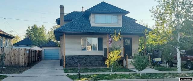 425 Main St., Evanston, WY 82930 (MLS #20215573) :: Broker One Real Estate