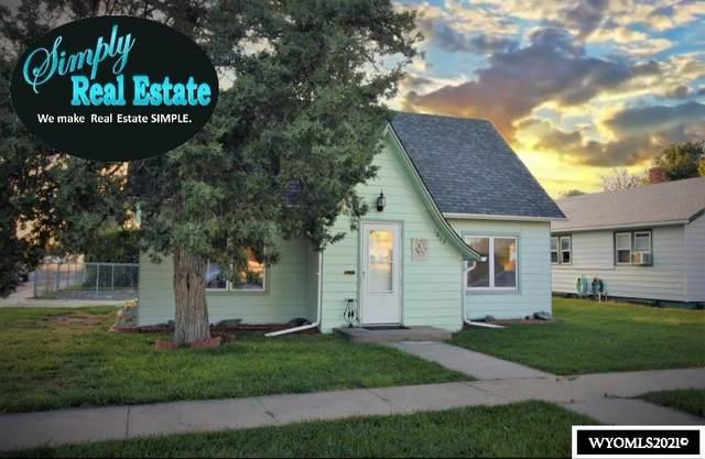 1802 E C, Torrington, WY 82240 (MLS #20215574) :: Broker One Real Estate