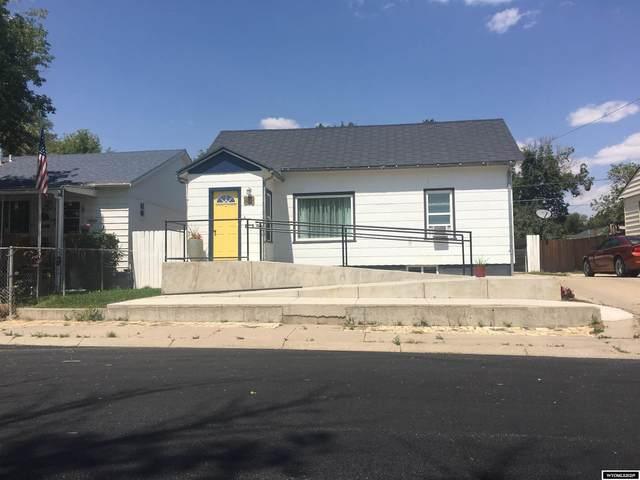 601 Mcmicken Street, Rawlins, WY 82301 (MLS #20215575) :: RE/MAX Horizon Realty