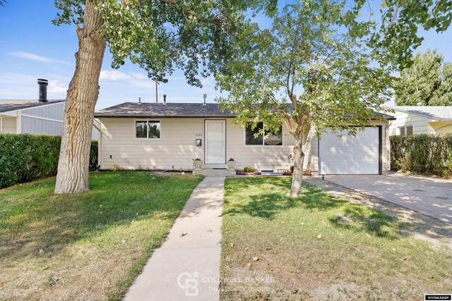2524 Coulter, Casper, WY 82604 (MLS #20215578) :: RE/MAX The Group