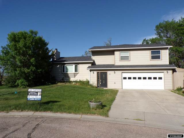 31 Constitution Drive, Gillette, WY 82716 (MLS #20215582) :: RE/MAX Horizon Realty