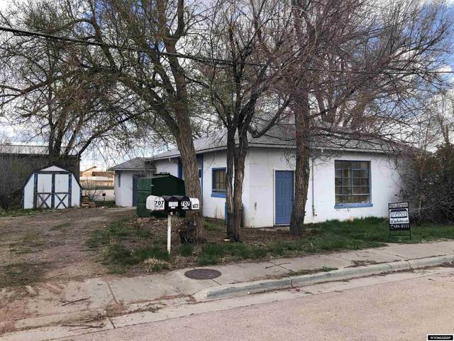 706 W 3rd Street, Gillette, WY 82716 (MLS #20215583) :: RE/MAX Horizon Realty