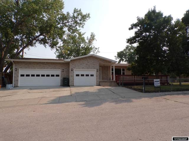 709 W 9th Street, Gillette, WY 82716 (MLS #20215584) :: RE/MAX Horizon Realty