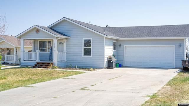 1626 Pathfinder Circle, Gillette, WY 82716 (MLS #20215585) :: Real Estate Leaders