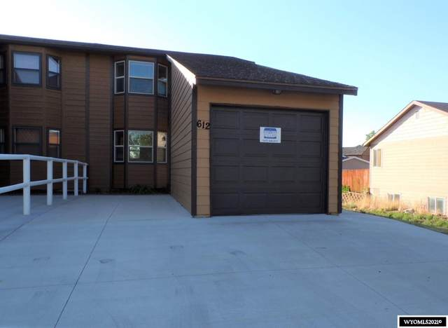 612 Oregon Avenue, Gillette, WY 82718 (MLS #20215587) :: Real Estate Leaders