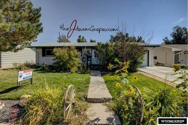 1825 S Lennox, Casper, WY 82609 (MLS #20215593) :: Broker One Real Estate