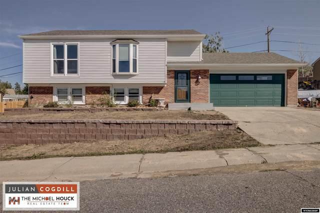 2311 S Fairdale Street, Casper, WY 82601 (MLS #20215595) :: Broker One Real Estate
