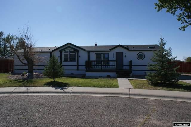 2355 W Mitchell Street, Wheatland, WY 82201 (MLS #20215598) :: Real Estate Leaders