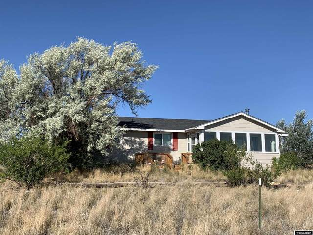 78 County Road 307, Saratoga, WY 82331 (MLS #20215600) :: RE/MAX Horizon Realty