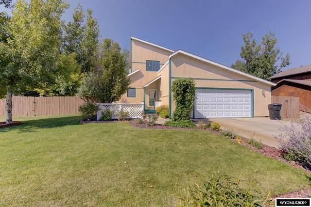 1710 Cornwall Street, Casper, WY 82609 (MLS #20215601) :: Broker One Real Estate